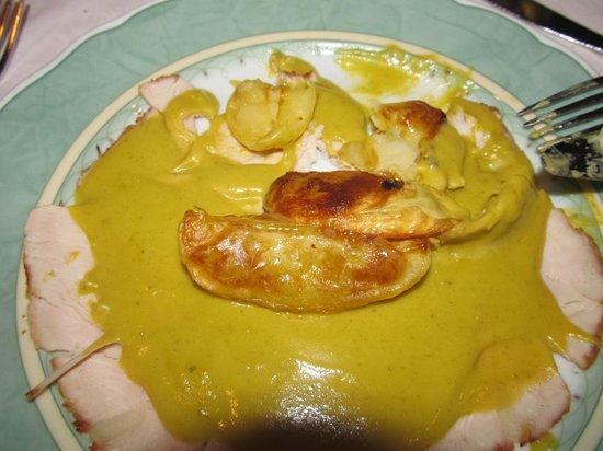 Hotel Villa Adriana: dinner