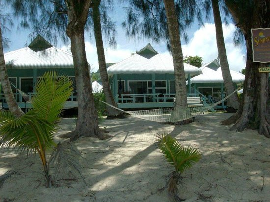 Sunhaven Beach Bungalows:                   The Beach Front Bungalows