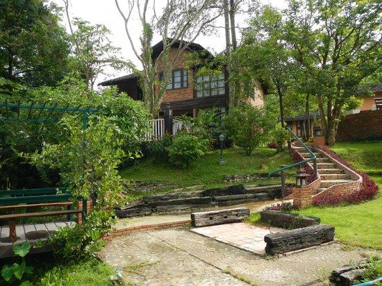 Belle Villa Resort Chiang Mai:                   resort
