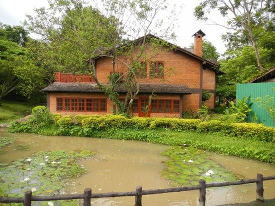 Belle Villa Resort Chiang Mai:                   bangalow
