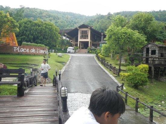 Belle Villa Resort Chiang Mai:                   lobby