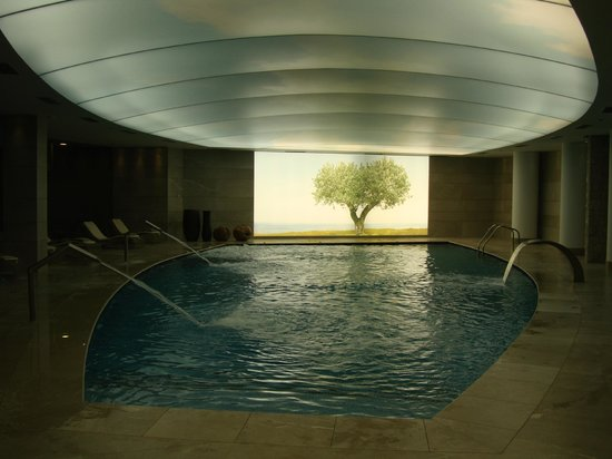 Cavo Olympo Luxury Resort & Spa:                   spa