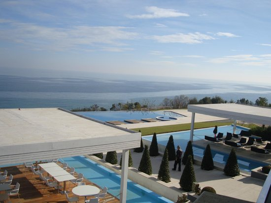 Cavo Olympo Luxury Hotel & Spa:                   pool