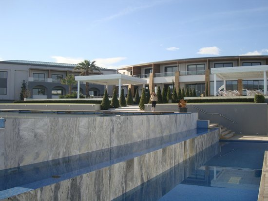 Cavo Olympo Luxury Hotel & Spa:                   hotel