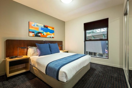 Quest Docklands: Two Bedroom Apartment, Second Bedroom