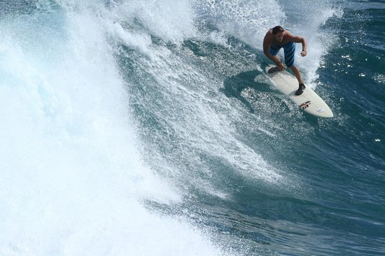Blue Point Bay Villas & Spa:                   Ulu Surf