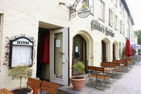 Lubkes Speicher: Restaurant Lübke`s Speicher