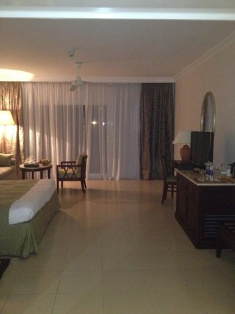 Baron Resort Sharm El Sheikh:                   Large modern clean rooms!