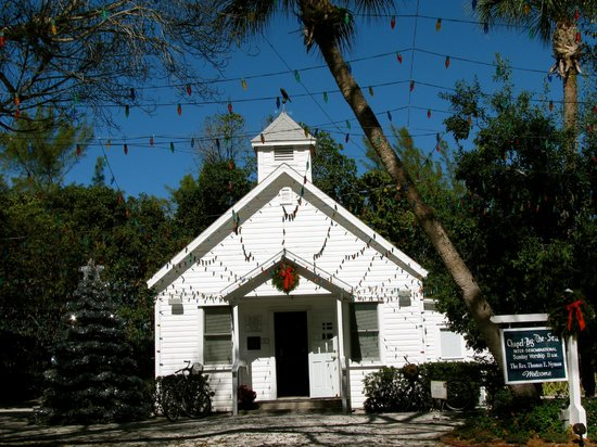Captiva Chapel By-The-Sea
