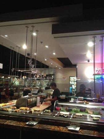 Santos Modern American Buffet and Sushi