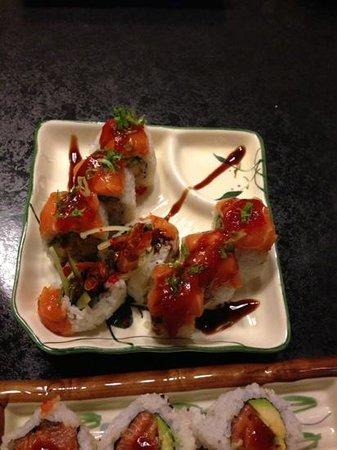 Izumi Japanese Restaurant: yum!
