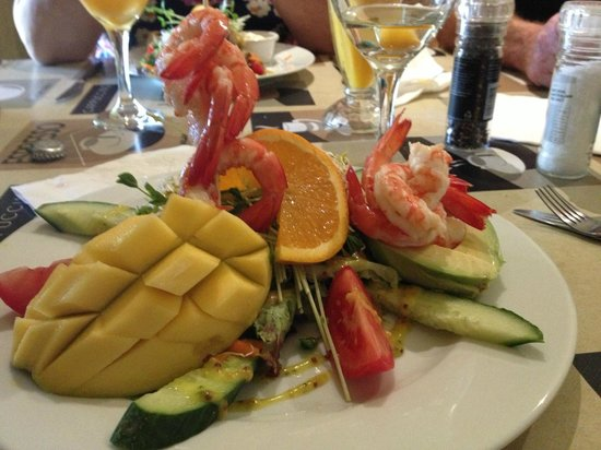 Smoky Cape Retreat: More food at the Cafe