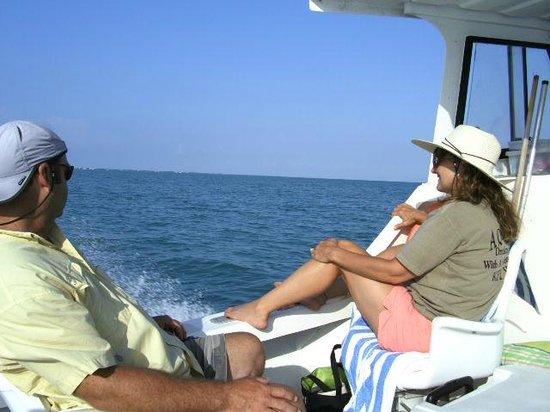 Ricador Fishing Charters: ..