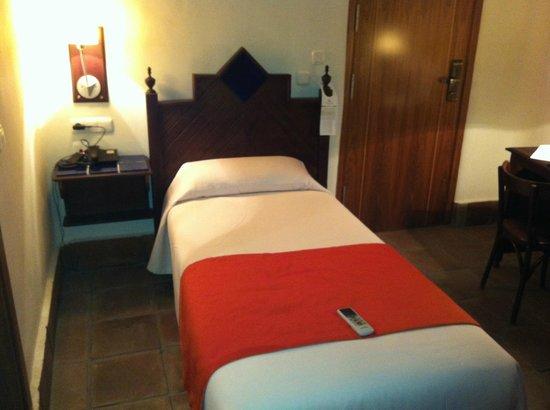 Casa Palacio Pilar del Toro Hotel: Habitación individual standard