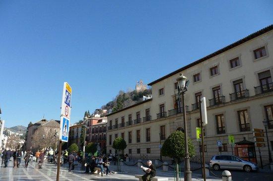 Hotel Casa del Pilar: Alrededores del hotel