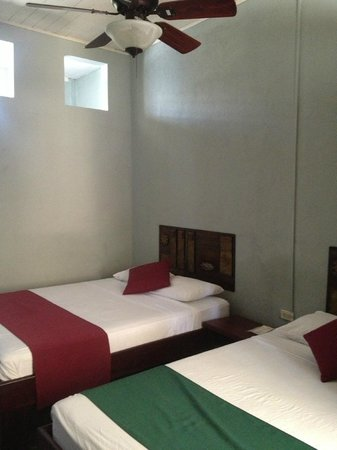 Hotel Liberia: Private room in the Casona building
