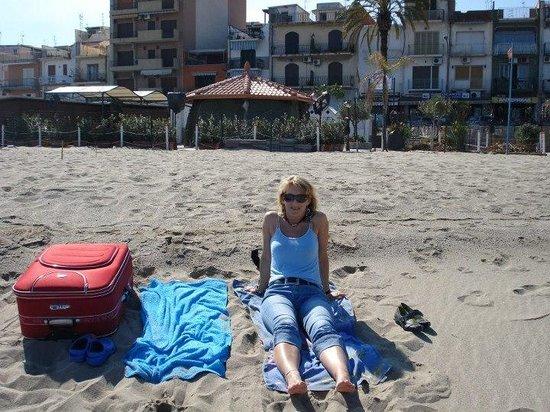 Lido Europa: Der wunderschöne Strand von Naxos