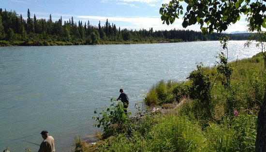 Tour with Annie!: The World Famous KENAI RIVER in Soldotna!