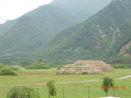 Gaoguli Cultural Tourism Zone: 丸山都城