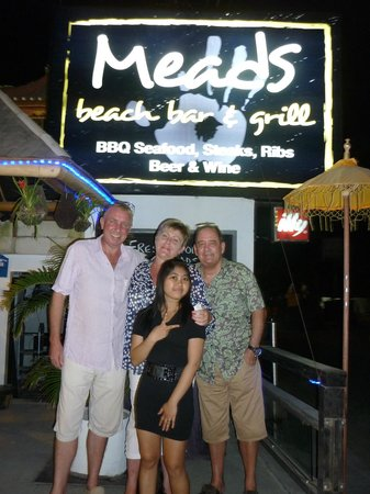 Meads Boutique Villa's Hotel: John & Jo @ Meads