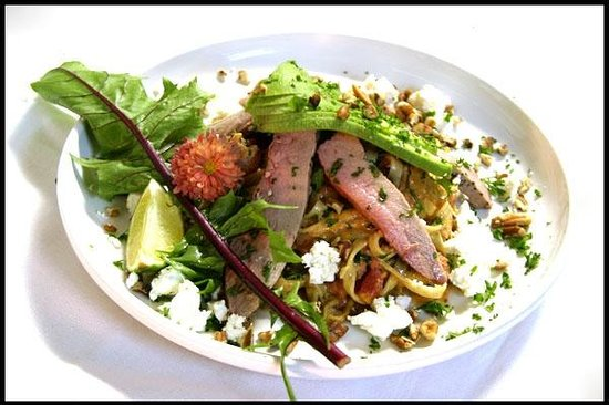 Paramount Grill: Duck breast