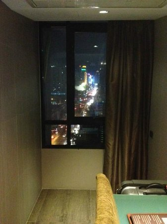 Bangkok City Hotel: Nice view from the window