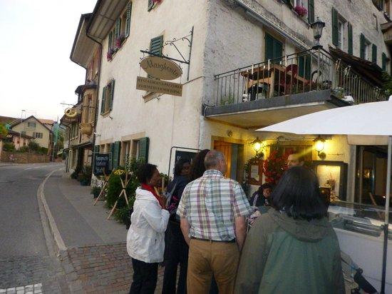 Pizzeria Margherita, Erlach, CH
