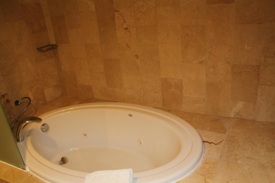 Grand Palladium Punta Cana Resort & Spa: Jacuzzi tub