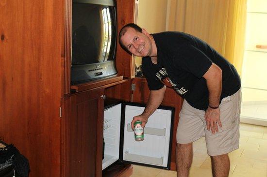 Grand Palladium Punta Cana Resort & Spa: In room MiniBar