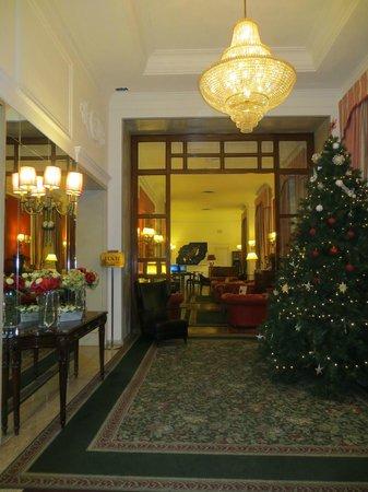 Hotel Nord Nuova Roma: El Lobby y las salas de espera o de reunión