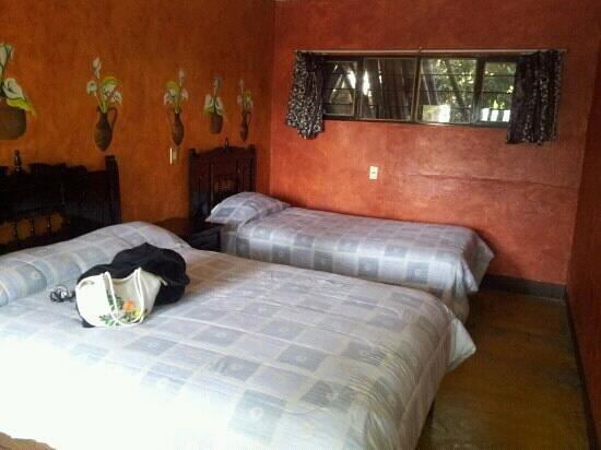 Marmil Hotel Malinalco: recamara 1