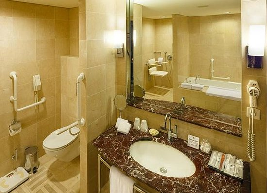 Tayih Landis Tainan: Accessible Rooms