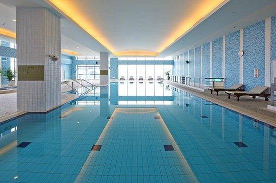 Tayih Landis Tainan: Indoor Heated Swimming Pool