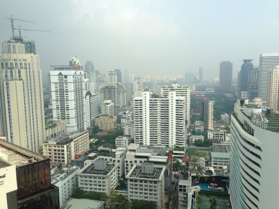 Sheraton Grande Sukhumvit, A Luxury Collection Hotel: View from 31st floor