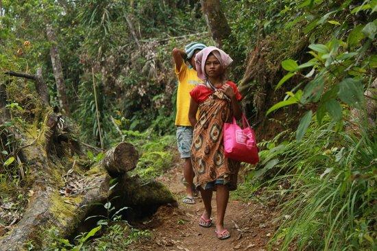 Desa Wae Rebo: Wae Rebo women