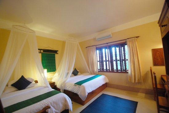 Shining Angkor Hotel Apartment: Hotel Superior Twin Bed