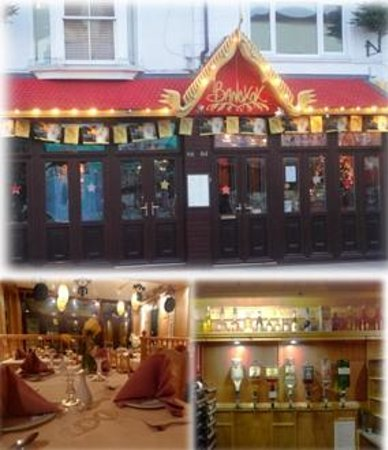 Bangkok Restaurant Thai Cuisine Albert Road