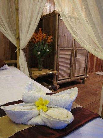 NAD-Lembeh Resort: Bungalow