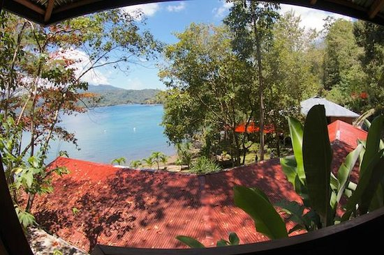 NAD-Lembeh Resort: From Bungalow 3