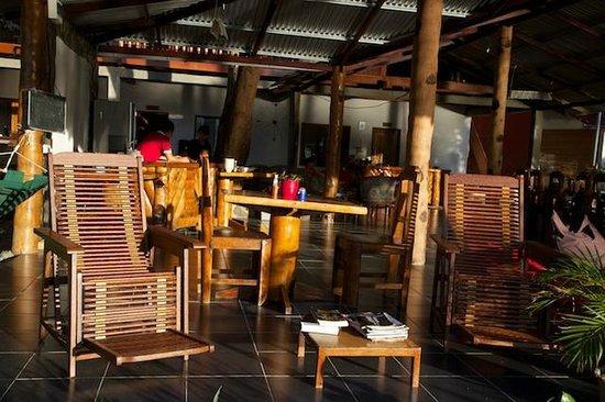 NAD-Lembeh Resort: New restaurant