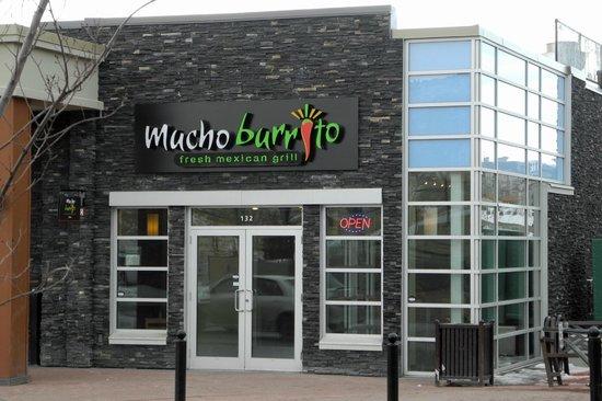 Mucho Burrito - Aspen Landing