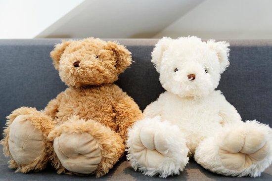新驛旅店- 台北車站一館: Lucky Bear