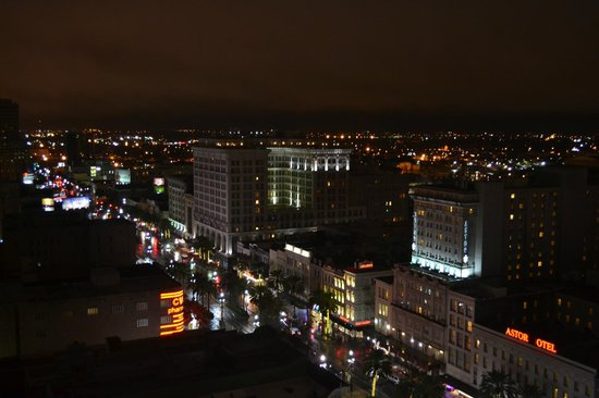 JW Marriott Hotel New Orleans: A view from the room...