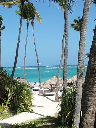Bavaro Princess All Suites Resort, Spa & Casino:                   View from Room