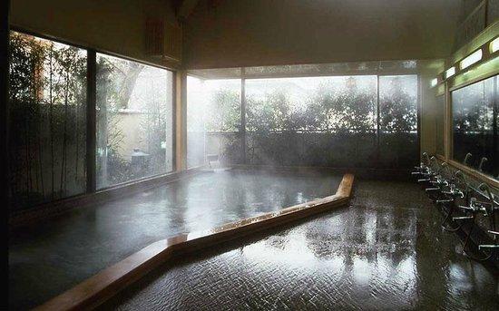 Hotel Senkei: bath