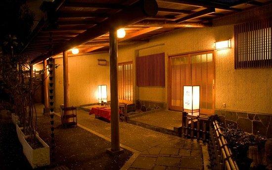 Hotel Senkei: bath room