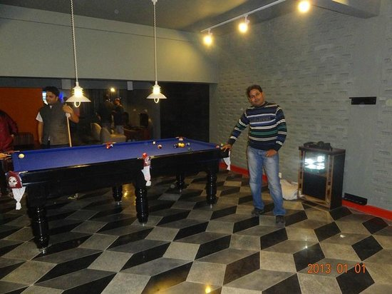 Honeymoon Inn Manali : Table Tennis Zone