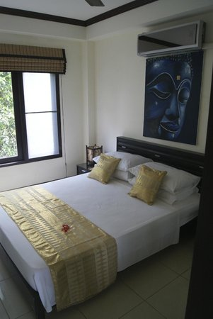 Koh Tao Star Villa:                   bedroom