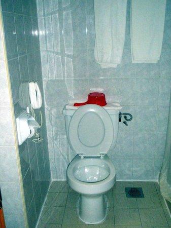 Empress Hotel Sepang: Toilet