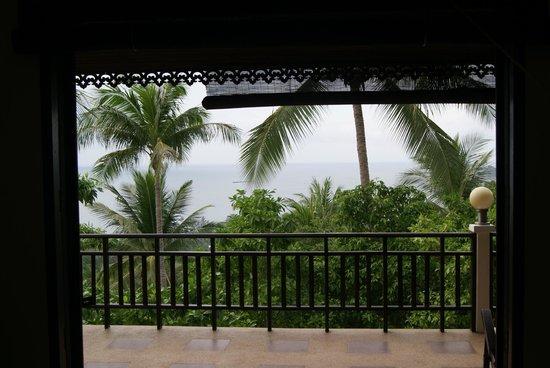 Koh Tao Star Villa:                   view